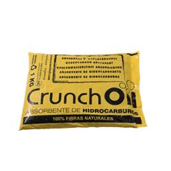 Absorbente CRUNCH OIL Loose Fiber x 1Kg